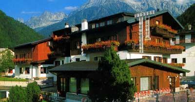 Hotel Tonale Con Piscina