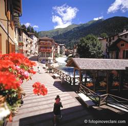 Ponte De Legno.Hotel Mignon Ponte Di Legno Brescia Italia Localita